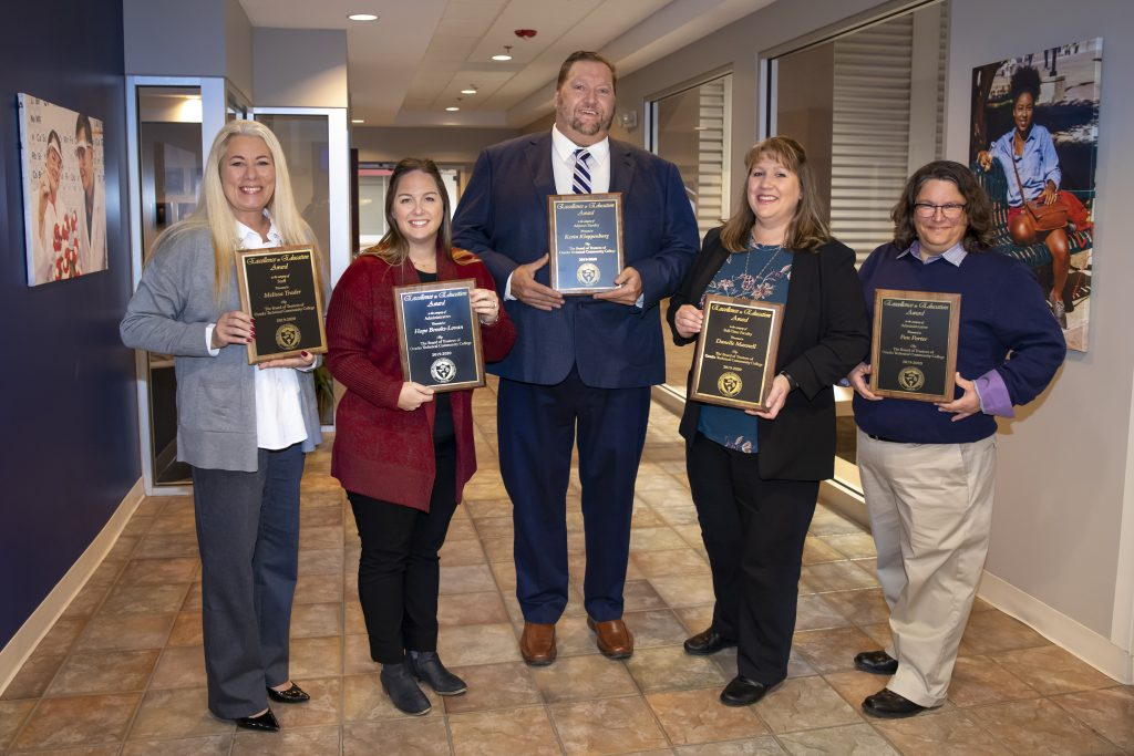 Excellence in Education Winners 2019-2020